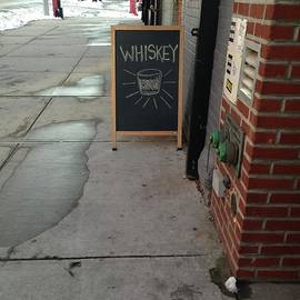Whiskey by Melissa Mintz