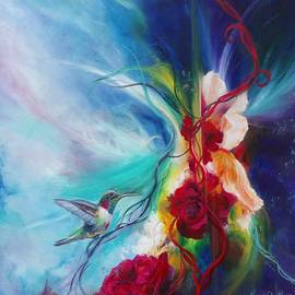 Whispers Of The Hummingbird by Karen Kennedy Chatham