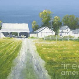 White Farm  by John Farber
