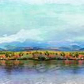 White Mountains #7 by Marcia Lee Jones