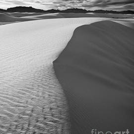 White Sands National Park, New Mexico, USA by Justin Foulkes
