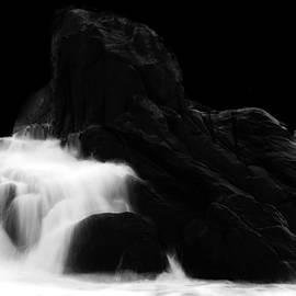 White Waterfall by Angelika Vogel