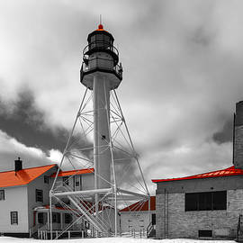 Whitefish Point 2 by Michael Tucker