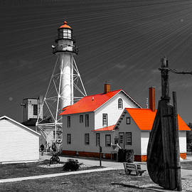 Whitefish Point 5 by Michael Tucker