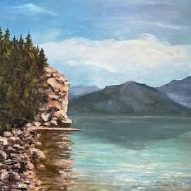 Whitehead Point by Alan Lakin