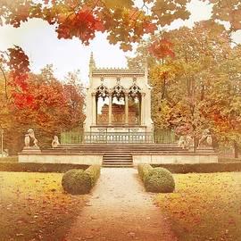 Wilanow Gardens #9, Warsaw by Slawek Aniol