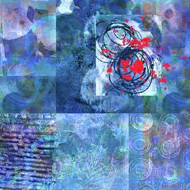 Wild Blue by Nancy Merkle