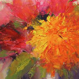 Wild Floral by Nancy Merkle