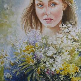 Wild flowers 3 by Elena Oleniuc