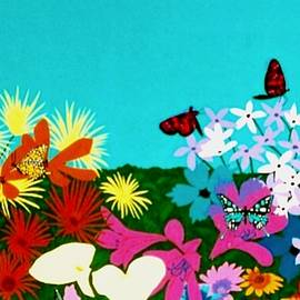 Wild Flowers by D Cc