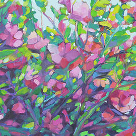 Wild Roses by Alison Newth