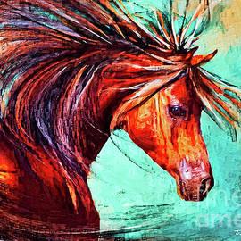 Wild Stallion by Tina LeCour