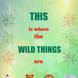 Wild Things by Marilyn DeBlock