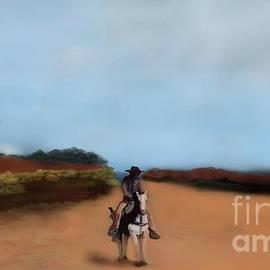 Wild West  by Julie Grimshaw