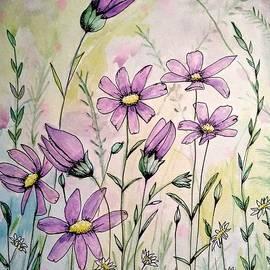 Wildflowers by Mindy Gibbs