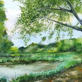 Wildlife Refuge-Summer by Hiroko Stumpf