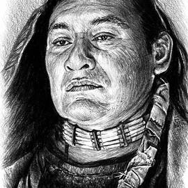Will Sampson by Andrew Read