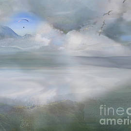Wind and Water No. 1  I Am Sailing by Zsanan Studio