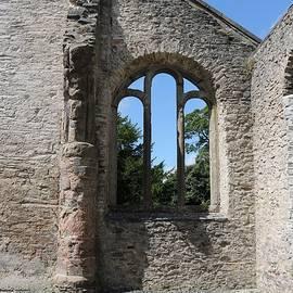 Window of the Ruin by Michaela Perryman