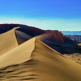 Windy Dunes by Jan Fijolek