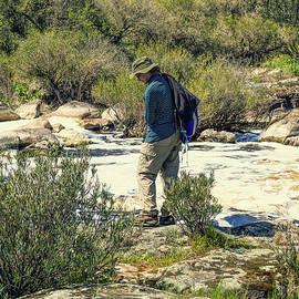Winnejup Falls, Nr Bridgetown, Western Australia #2 by Elaine Teague