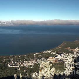 winter at South Lake Tahoe, California / Stateline, Nevada El Dorado National Forest, U. S. A. by PROMedias