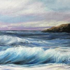 Winter Beach by Rose Mary Gates