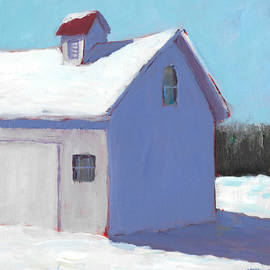 Winter Blues by Carol C Young