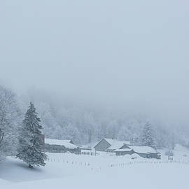 Winter Dreams - 5 - Bugey mountains by Paul MAURICE