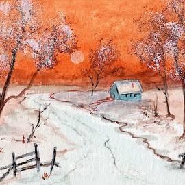 Winter Fun by James Michael Johnson