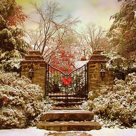 Winter Gates by Jessica Jenney