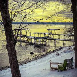 Winter Gold by William Norton