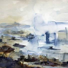 Winter Hues by Mehwish Kamran