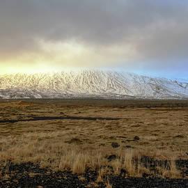 Winter in Iceland by Dubi Roman