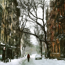 Winter in the City by Susan Maxwell Schmidt