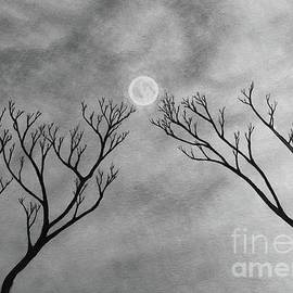 Winter Moon by George Sonner