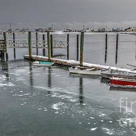 Winter on the Water by Steve Brown