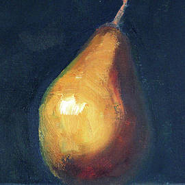 Winter Pear by Nancy Merkle