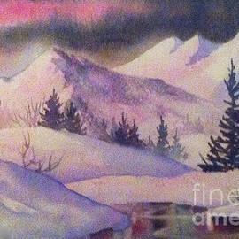 Winter Sentinels by Teresa Ascone