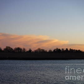 Winter Clouds Moving In by Barbra Telfer