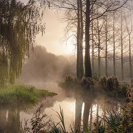 Winter Sunrise by Jim Key