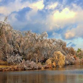 Winter Wonderland 18 by Allen Beatty