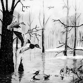 Winter Wonders by Hazel Holland