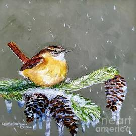 Winter Wren by Carole Powell