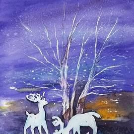 Winterland by Yuson Yi