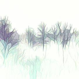 Winterscape by David Beard