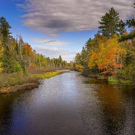 Wisconsin River I by Susan Rydberg