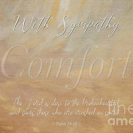 With Sympathy by Sharon McConnell