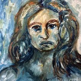 Woman Without a Name by Cheryl Pettigrew