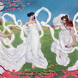 Women Dancing by Michele Avanti